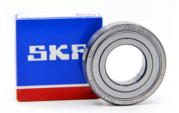 SKF W 608-2RS1